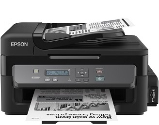Telecommunications Specials Office Printers The Epson M105 ITS desktop printer