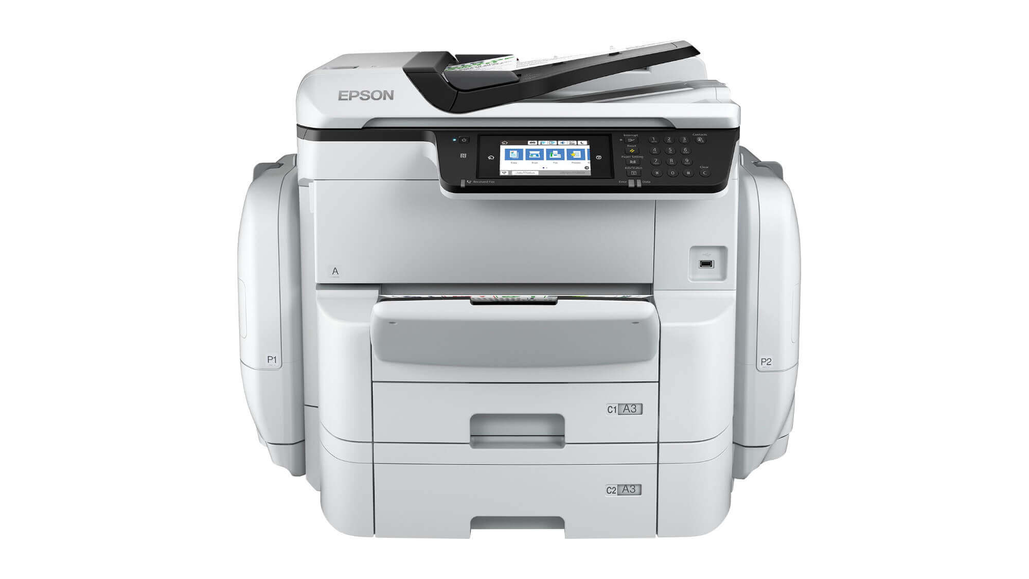 Epson A3 Colour Printer Desktop version