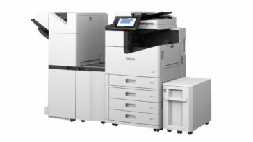 Epson Enterprise A3 Printer full bulk add ons