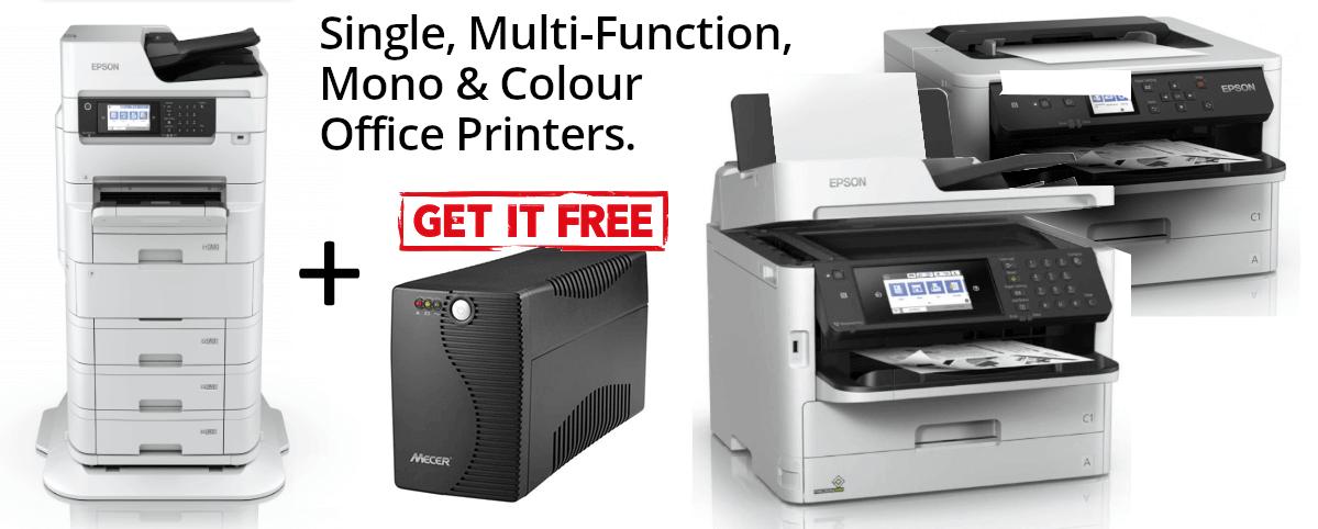 Telecommunication Solutions - Epson Office Printer Deals 2021